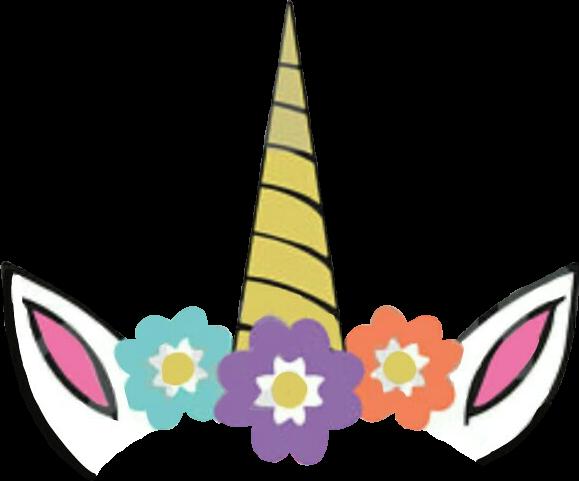 Unicorn Unicornio Corona Unicorncrown Flowers Flores