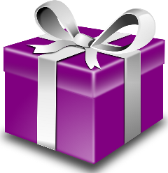 gift present freetoedit