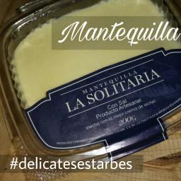 mantequilla delicatesestarbes