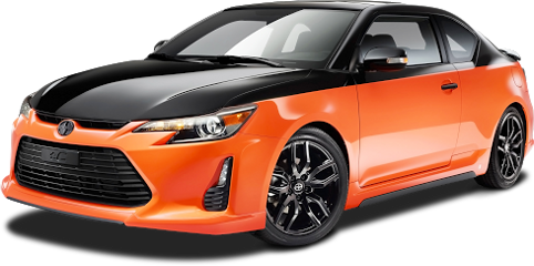orangeandblackcar