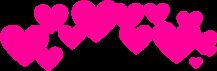 heart hearts coeurs rose corazones