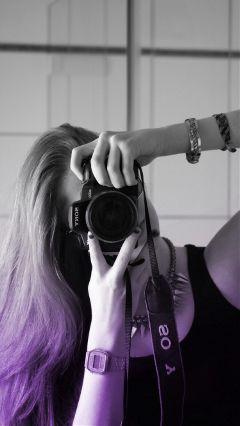 dpcmirrorreflections lilac mirror camera me freetoedit