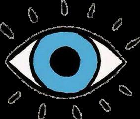 tumblr eye love freetoedit