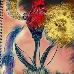 art artistic sketch sketchedit drawing