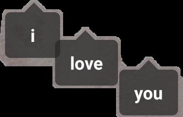 iloveyou freetoedit