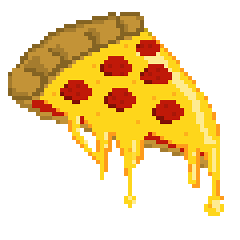 pizza pixel pixels pixeles tumblr ftesticker ftestickers freetoedit