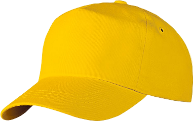 ftestickers cap yellow freetoedit