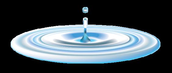 ftestickers waterripple freetoedit
