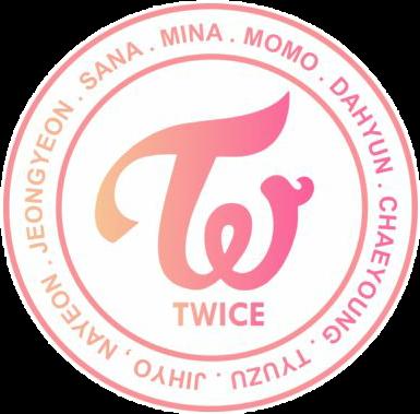 Kpop Twice Logo Kpoplogo Twicelogo Sticker By Nadine Twice logo kpop vinyl decal. kpop twice logo kpoplogo twicelogo