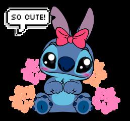 kawaiieyesstickerremix stitch