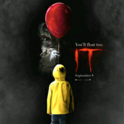 freetoedit it pennywise2017 septembrer8