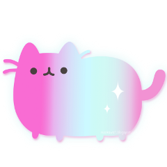 ftestickers catstickers kawaii pusheen freetoedit
