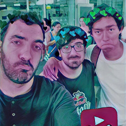 freetoedit towngameplay fernanfloo bers youtubers