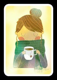 read book coffee tea music