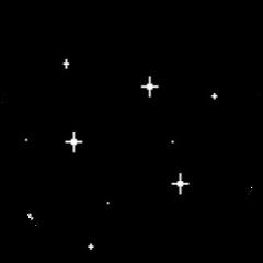 stars galaxy blackandwhite sky pixel