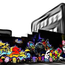 graffiti aliceinwonderland streetartists streetartphotography blackandwhite freetoedit