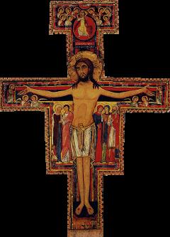 santacruz cruz cruxsacra crux cruxified