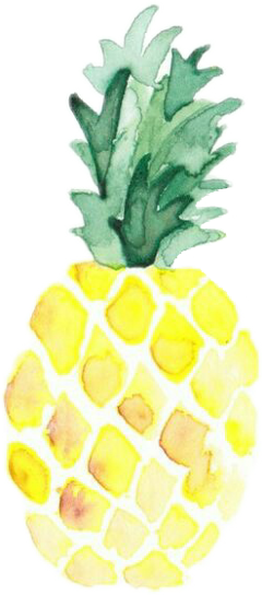 pineapple psych cute loveit apple freetoedit