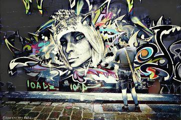 freetoedit remix colorsplash graffiti editedbyme