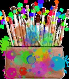 paintbrush fteschoolsupplies