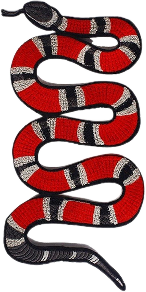 #gucci #snake #guccisnake #blackandred #tumblr #taehyung #freetoedit