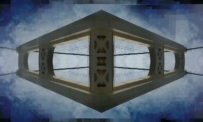 mirrored mackinawbridge photography distort artistic