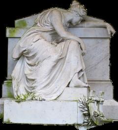 grave statue freetoedit