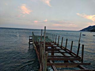 travel italy amalficoast bridge beach freetoedit