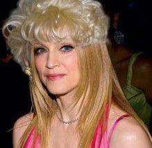 freetoedit funny madonna wig