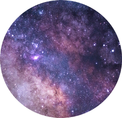 ftestickers galaxy sky star planet