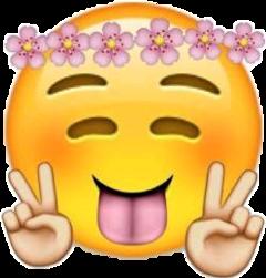 flor emoji amorypaz freetoedit
