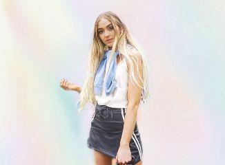 freetoedit remixitplease longhair blondehair 90s