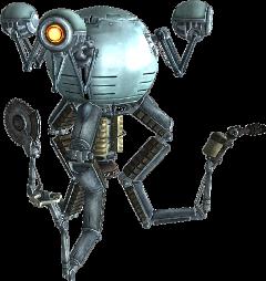 fallout robot freetoedit