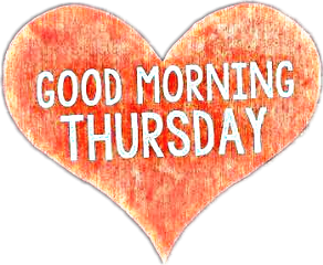 goodmorning thursday jeudi jueves ftestickers