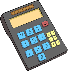 school supplies calculator freetoedit
