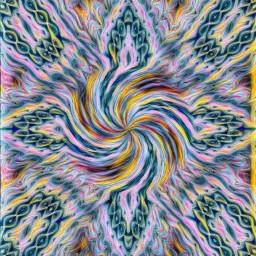 swastika trippyart psychedelic acid livelifeloveit
