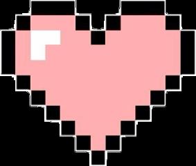 corazon pink cute cool grunge