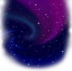 galaxia coool stickers freetoedit