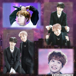 yoonseok bts ship purple love