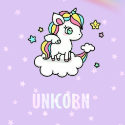 freetoedit wallpaper unicorn izadiaz picsart