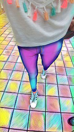 freetoedit rainbowmagiceffect