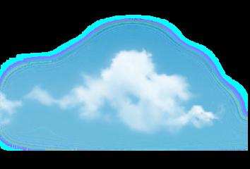 nube celeste celestial sky freetoedit