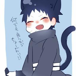 freetoedit obito uchiha anime kawaii