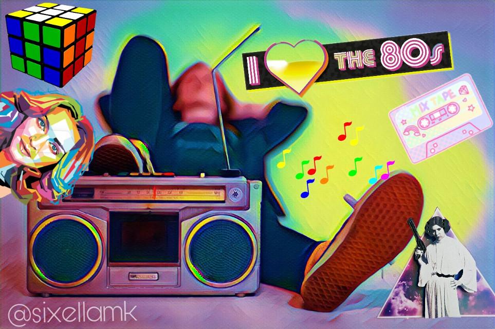 #RadioDay #The80's