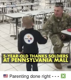 soldier kid parentingdoneright