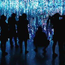exhibition art dailylife lightshow photography