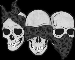 skull caveira tumblr rock rocknroll