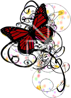 butterfly colors papillon mariposa ftestickers