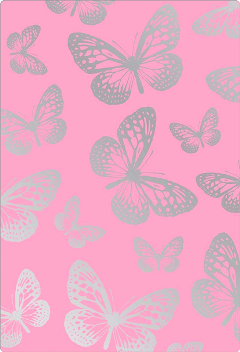 ftestickers background butterflies pink freetoedit