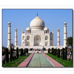 tajmahal background ftestickers ftstickers stickers